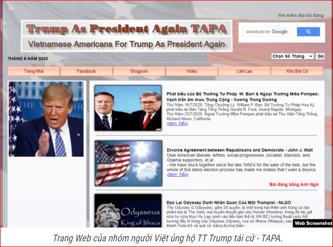 Vì sao người gốc Việt ủng hộ ông Trump nhiều hơn?