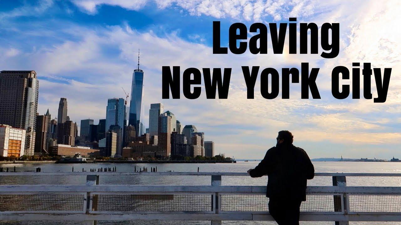 Tội phạm gia tăng và các loại thuế cao khiến dân rời khỏi New York Leaving-NY