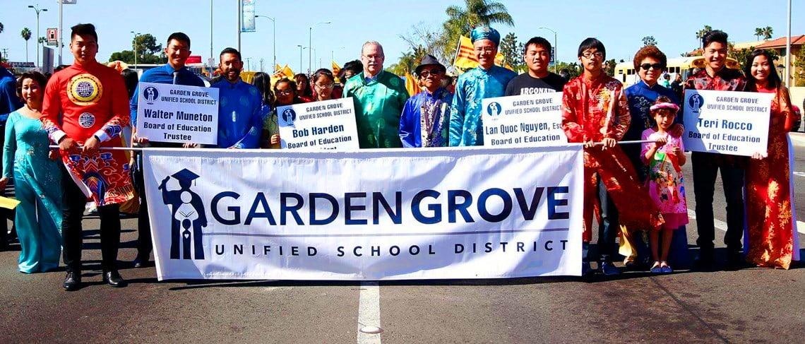 Garden Grove: Thông tin cần nắm khi các trường mở cửa lại.