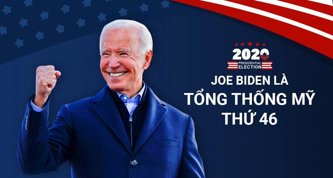 Joe Biden đã thắng. Chuyện gì xảy ra tiếp theo?