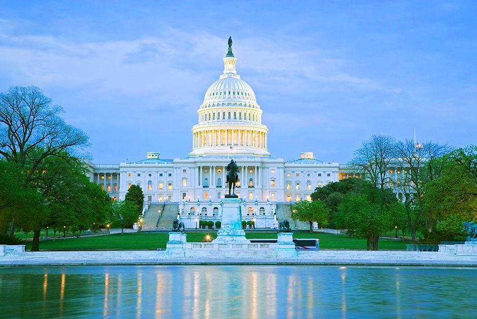 Chính phủ Hoa Kỳ cấu trúc như thế nào?