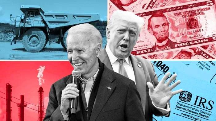 Các thách thức kinh tế cho tổng thống Mỹ đắc cử 2020.