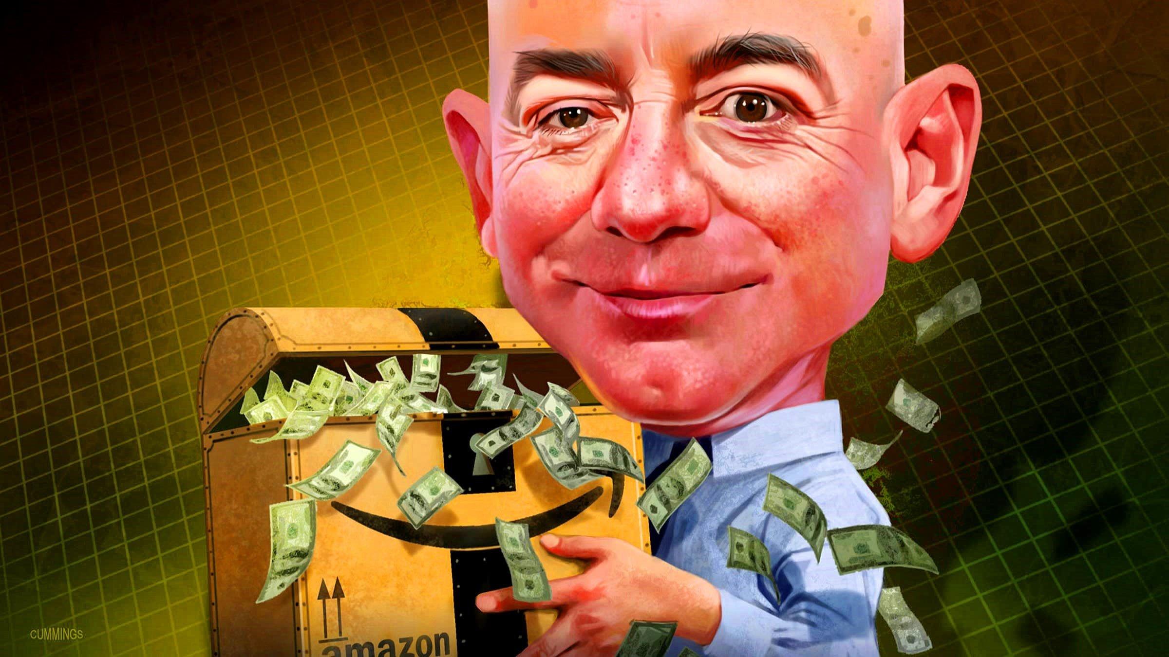 Người kinh doanh nhỏ lẻ trắng tay vì Amazon