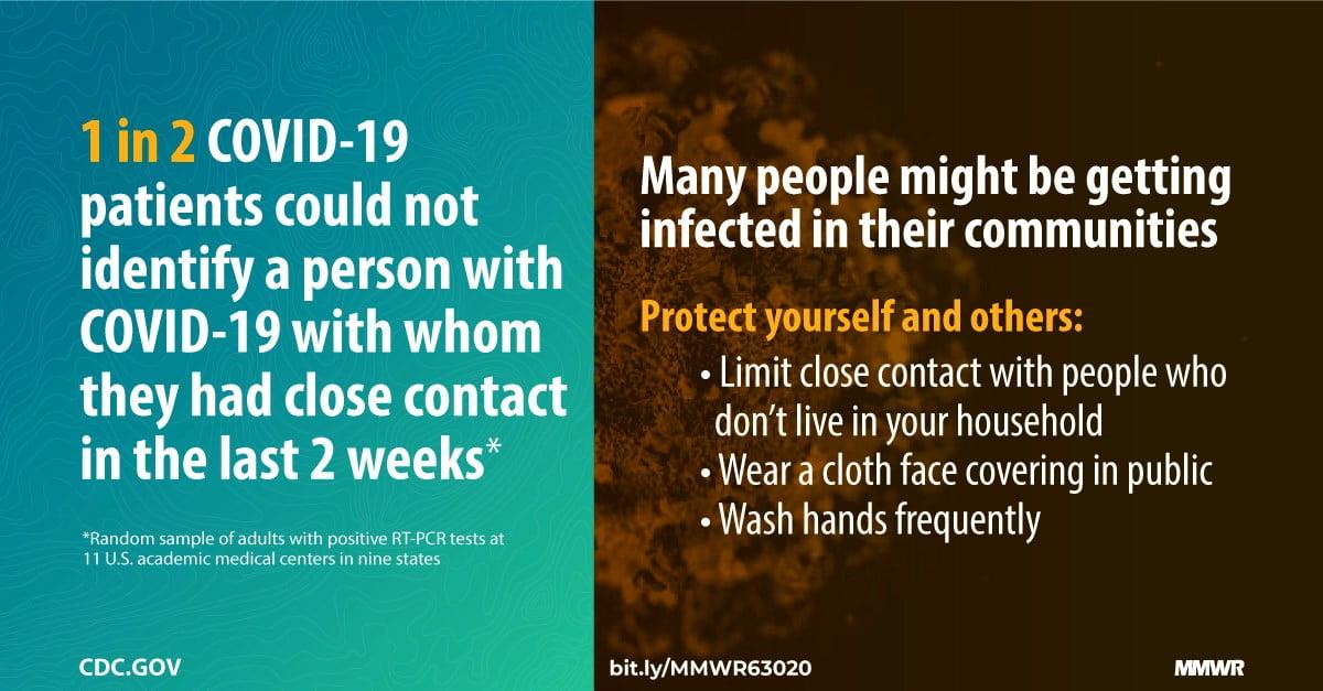 CDC: Trường hợp nào chỉ cần cách ly 7-10 ngày?