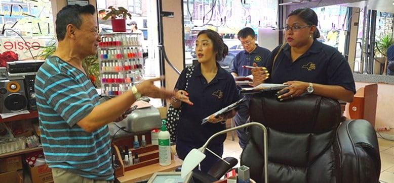 Nghề Nail ở Mỹ: Những rắc rối mà chủ tiệm cần biết khi bao lương cho thợ