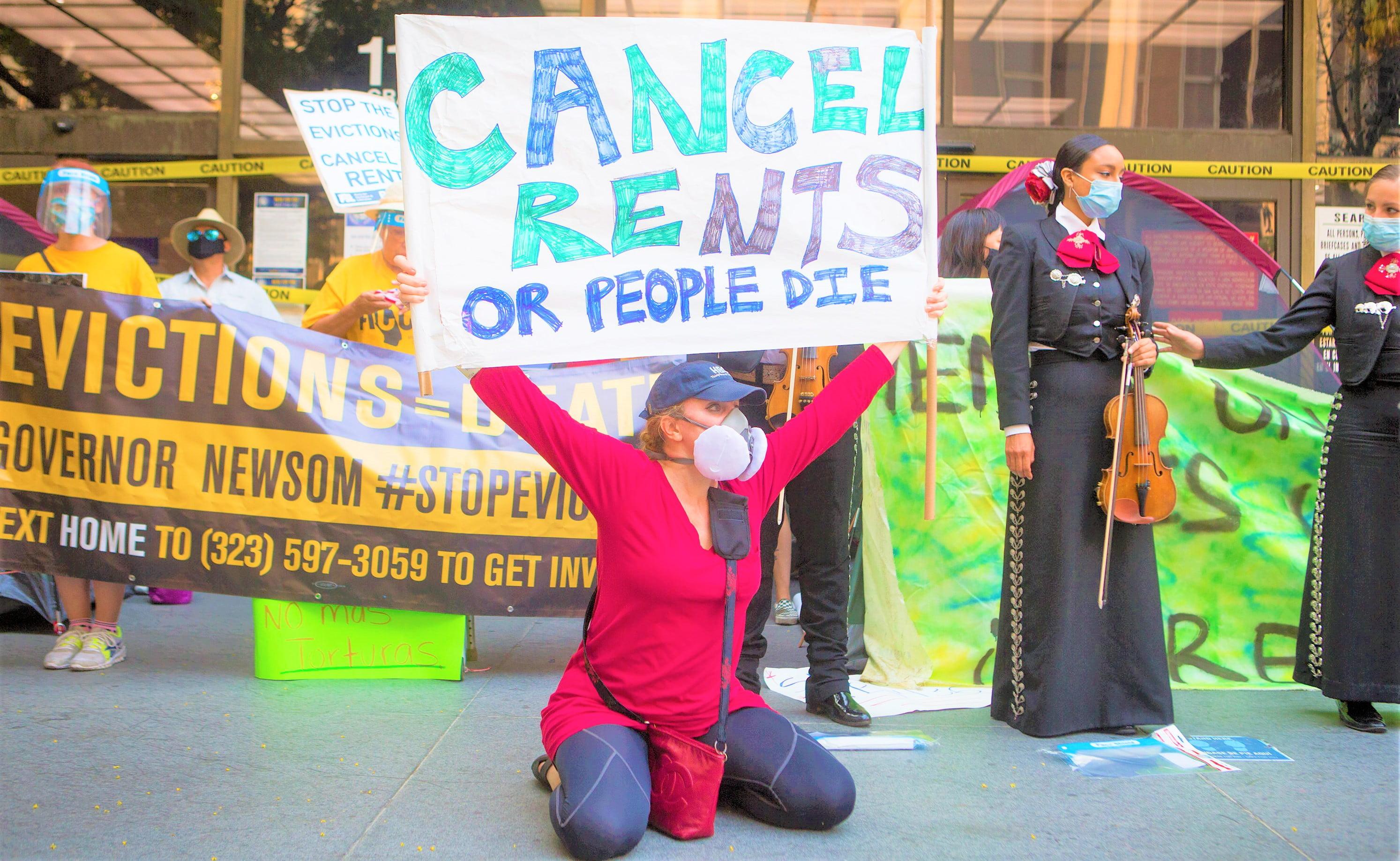 California: Người nợ tiền thuê nhà sắp tới có được hỗ trợ gì không?