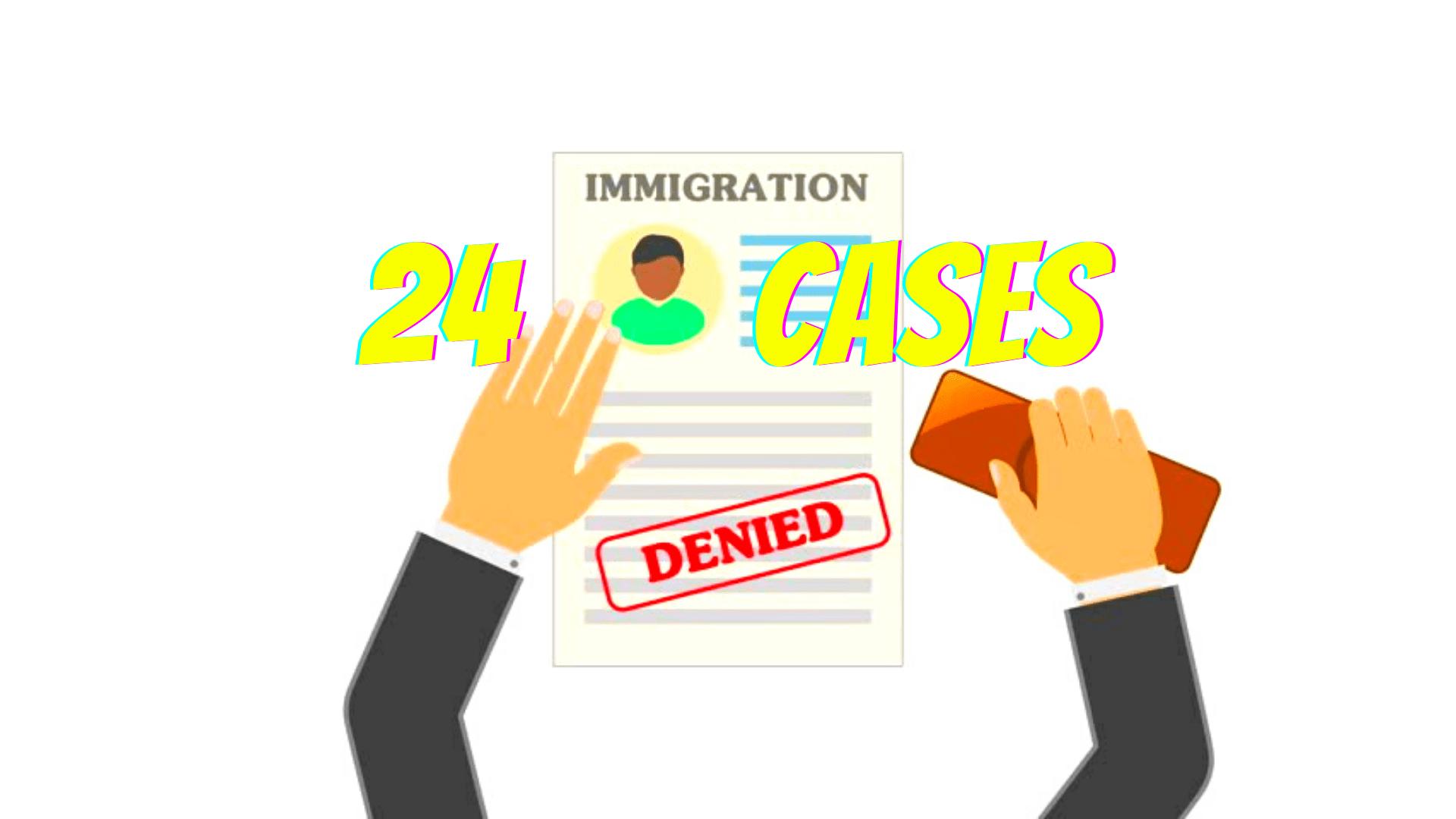 24 trường hợp có thể bị cấm nhập cảnh Mỹ vĩnh viễn?