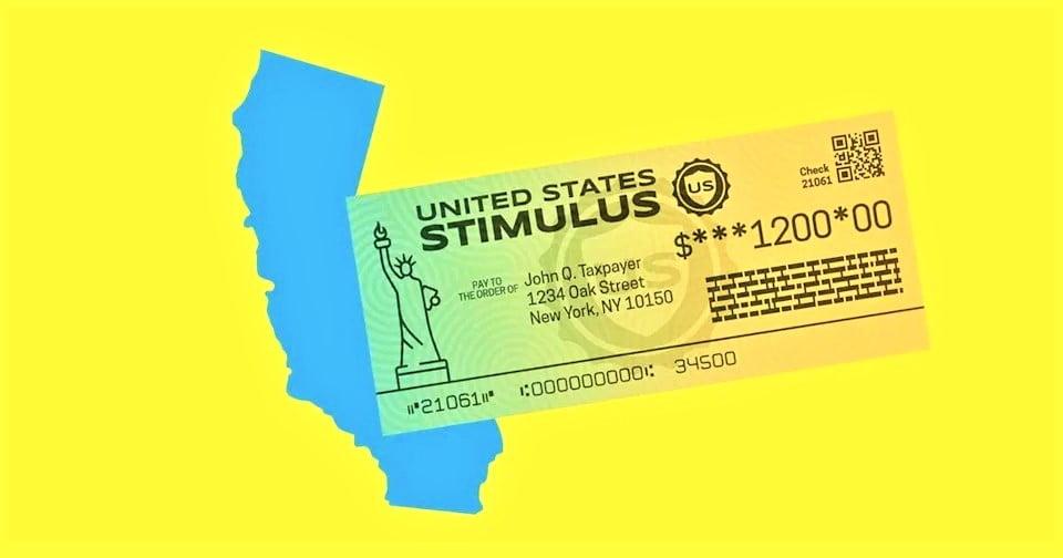 California: 600USD tiền trợ cấp đợt 2 khi nào có?