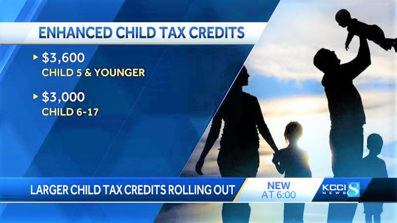 Tiền trợ giúp gia đình có con nhỏ sẽ được gởi vào 15/7/2021. Đây là những điều cần biết!